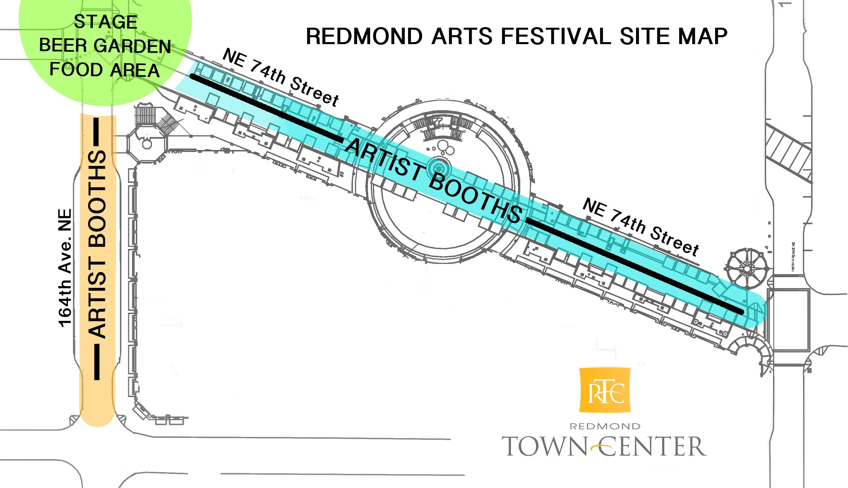 Redmond Arts Festival 2019