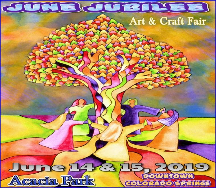 ZAPP - Event Information - June Jubilee in Colorado Springs - 2019