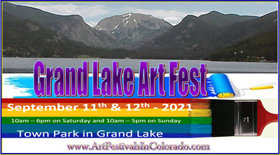 Zapp Event Information Grand Lake Art Fest 2020